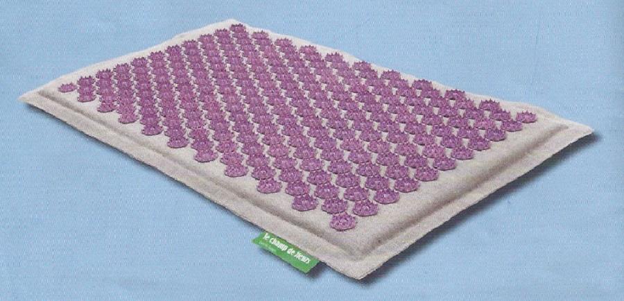 Comment utiliser le tapis champ de fleurs dans son matelas